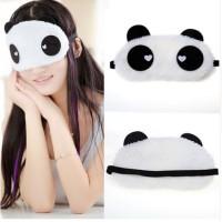 penutup mata panda/tutup mata untuk tidur/kacamata tidur