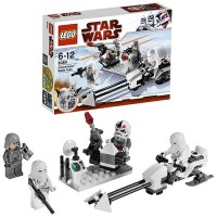 LEGO 8084 STARWARS Snowtrooper Battle Pack