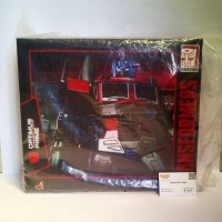Optimus prime transformers hot toys action figure toys