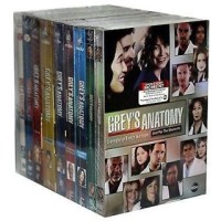 DVD TV Series Greys Anatomy