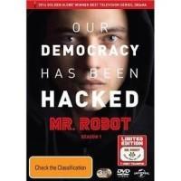 DVD TV Series Mr. Robot