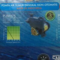 harga pompa air sanyo pwh 75 Tokopedia.com