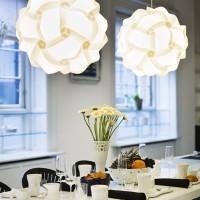 IQ Lamp Shade / Kap lampu gantung. IQL-30a