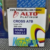harga Baterai Cross Evercoss A7B 3800mAh Alto Double Power Tokopedia.com