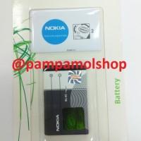 Batre / Baterai / Batrai / Battery Nokia 1661 BL-4C / BL4C ORI