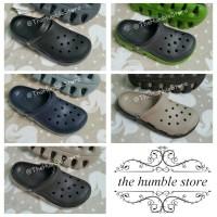 Sandal Sepatu Crocs Duet Sport Clog