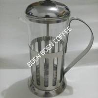 harga AKEBONNO FRENCH PRESS / COFFEE & TEA PLUNGER 350 ML Tokopedia.com
