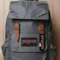 Tas Hiking | Backpack Laptop | Tas Punggung | Ransel Jansport Grey