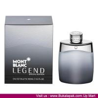 SPECIAL EDITION! Mont Blanc Legend Edt Ori Singapore Ma Diskon