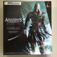 Play Arts Kai Assasin Creed IV Black Flag Edward Kenway KW Bonus Base