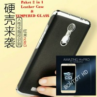 Jual Xiaomi Redmi Note 3 / Pro Leather Case Kulit FREE TEMPERED GLASS Note3 Murah