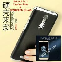 harga Xiaomi Redmi Note 3 / Pro Leather Case Kulit Free Tempered Glass Note3 Tokopedia.com