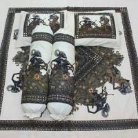 harga sprei batik motif wayang Tokopedia.com