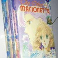 Komik Serial Cantik The Other Marionette 1-8 Tamat