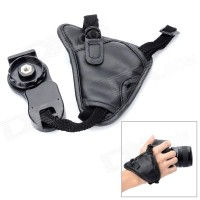 Leather Wrist Strap Hand Grips for Canon Sony Olympus Nikon DSLR