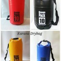TAS SELEMPANG ANTI AIR (Dry Bag) 10 L -Pria & Wanita