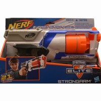 Jual pistol main nerf strong arm Murah