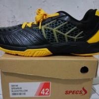 harga sepatu badminton specs spearius original Tokopedia.com