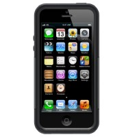 OTTERBOX IPHONE SE / 5S / 5 COMMUTER SERIES BLACK