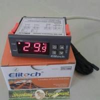 Thermostat Kontrol Suhu Mesin Tetas Elitech STC-1000