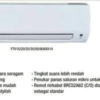 Harga Ac Daikin Low Watt Travelbon.com