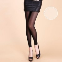 H013908B / Stocking Kaki Wanita Fashion Polos Murah (Cream)