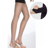 H013552C / Stocking Kaki Wanita Fashion Polos Murah (Abu)