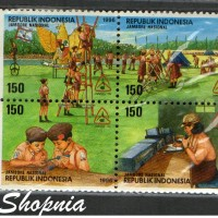 harga Perangko Prangko kuno langka jambore nasional set 2 tahun 1996 Tokopedia.com