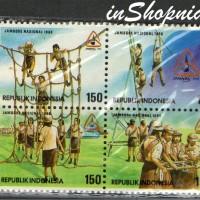 harga Perangko Prangko kuno langka jambore nasional set 1 tahun 1996 Tokopedia.com