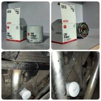 Filter Oli Sakura C-9301 Untuk Suzuki Moge Inazuma, Gsr400, Gsr600