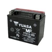 harga Aki Yuasa Ytx-12bs Untuk Moge Suzuki , Kawasaki, Triumph, Piaggio Tokopedia.com