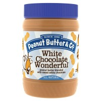 Peanut Butter & Co. White Chocolate Wonderful Peanut Butter Selai Jam