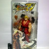 Ken street fighter neca action figure toys