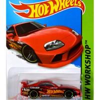 HW Hot Wheels Hotwheels - Toyota Supra MERAH / RED