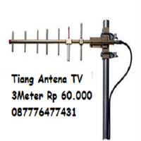 harga Paket 2 Tiang 1 Antena Yagi hdu-25 Tokopedia.com