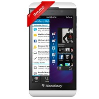 Blackberry z10 White Original Garansi THE ONE