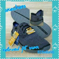 sketchers relaxed fit man