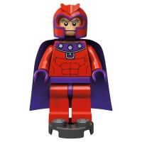 Lego Minifigure Magneto Part out Set 6866
