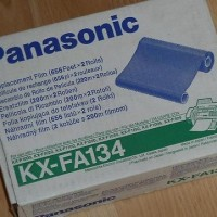 PANASONIC KX-FA134 - FAX INK FILM CARTRIDGE