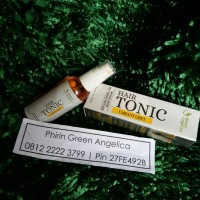 Toni Variant Grey Pengitam Rambut Uban Alami dari Green Angelica