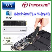 SSD MSATA Transcend JetDrive720 240GB - MBP With Retina Display
