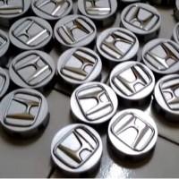 harga Dop Velg Mobil Honda Warna Silver utk Jazz,Mobilio,Brio dia.5,8cm Tokopedia.com