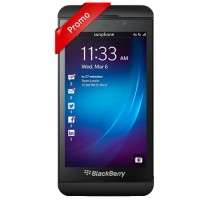 Blackberry Z10 Black Original Garansi THE ONE