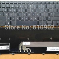 Keyboard Dell Inspiron 14-3000, 14-3441, 14-3442, 14-5442, 14-5445