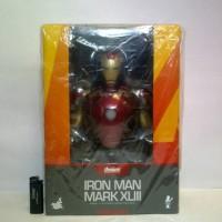 Ironman bust mark 43 hot toys action figure toys iron man mark XLIII