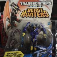 Transformers Beast Hunter Deluxe Soundwave