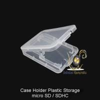Case Storage Box / Tempat Simpan Micro SD Dan SDHC