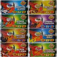 Paket Lengkap Tor Blade - Mainan Anak Gangsing / Gasing Petarung