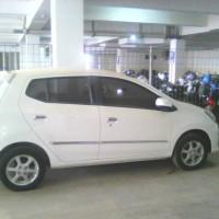 Panjar SPK DP Agya toyota 2016 1 G M/T kredit mobil palembang sumsel