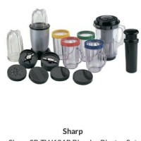 harga sharp blazter blender SBTW 101 P Tokopedia.com